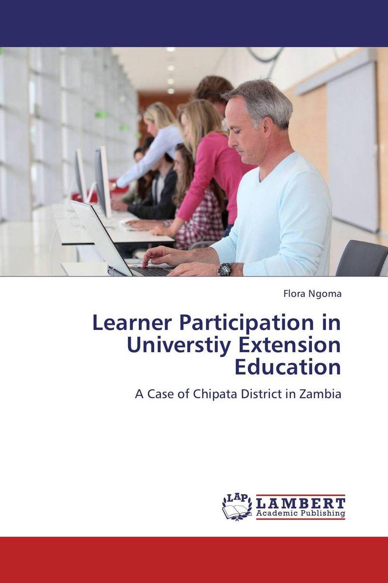 Learner Participation in Universtiy Extension Education swisse ultiboost liver detox 120 tablets