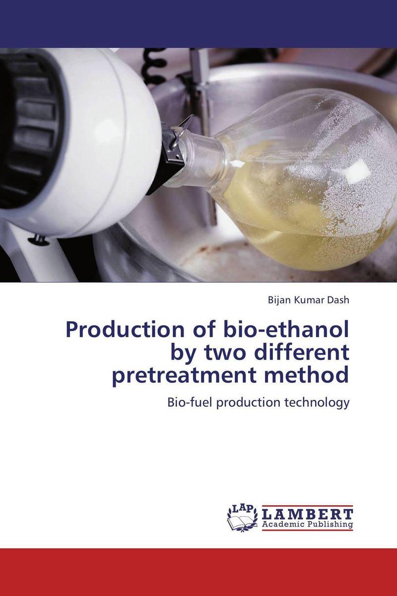 Bijan Kumar Dash Production of bio-ethanol by two different pretreatment method sadat khattab usama abdul raouf and tsutomu kodaki bio ethanol for future from woody biomass