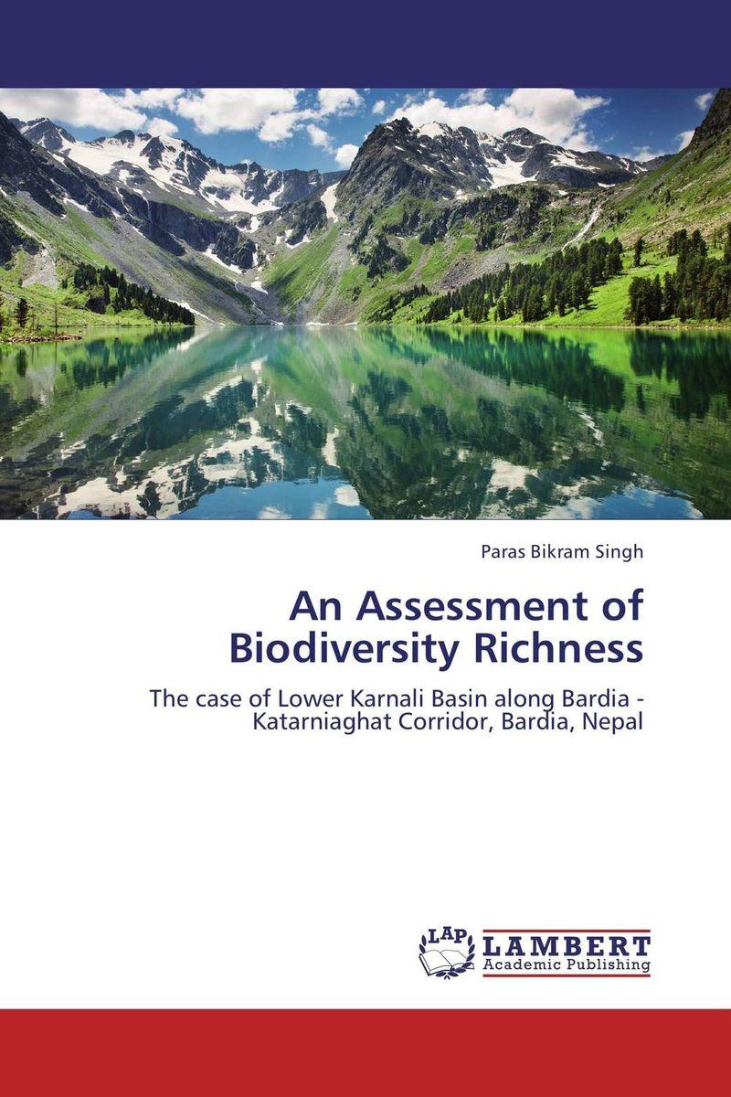 Paras Bikram Singh An Assessment of Biodiversity Richness santosh kumar singh biodiversity assessment in ocimum using molecular markers