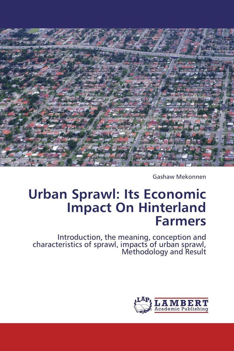 Urban Sprawl: Its Economic Impact On Hinterland Farmers dali zensor vokal black ash