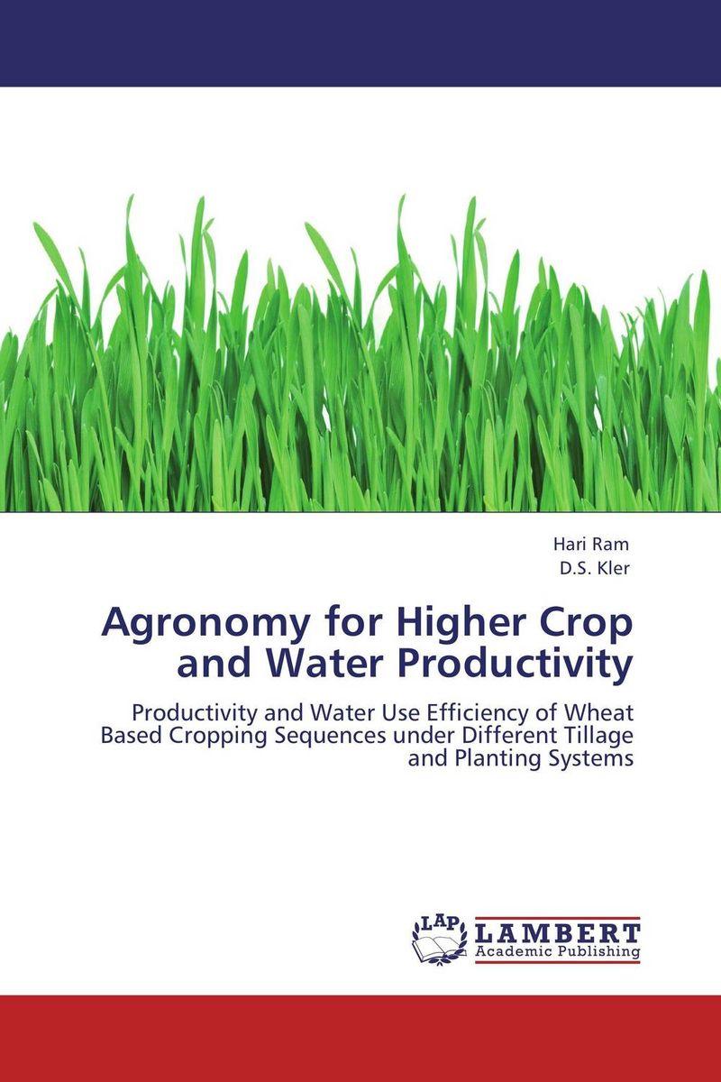 Hari Ram and D.S. Kler Agronomy for Higher Crop and Water Productivity rakesh kumar dubey and hari har ram bottlegourd breeding