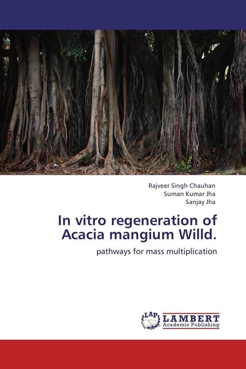 Rajveer Singh Chauhan,Suman Kumar Jha and Sanjay Jha In vitro regeneration of Acacia mangium Willd. rakesh singh amit kumar singh and g k garg cloning of glna from bacillus brevis