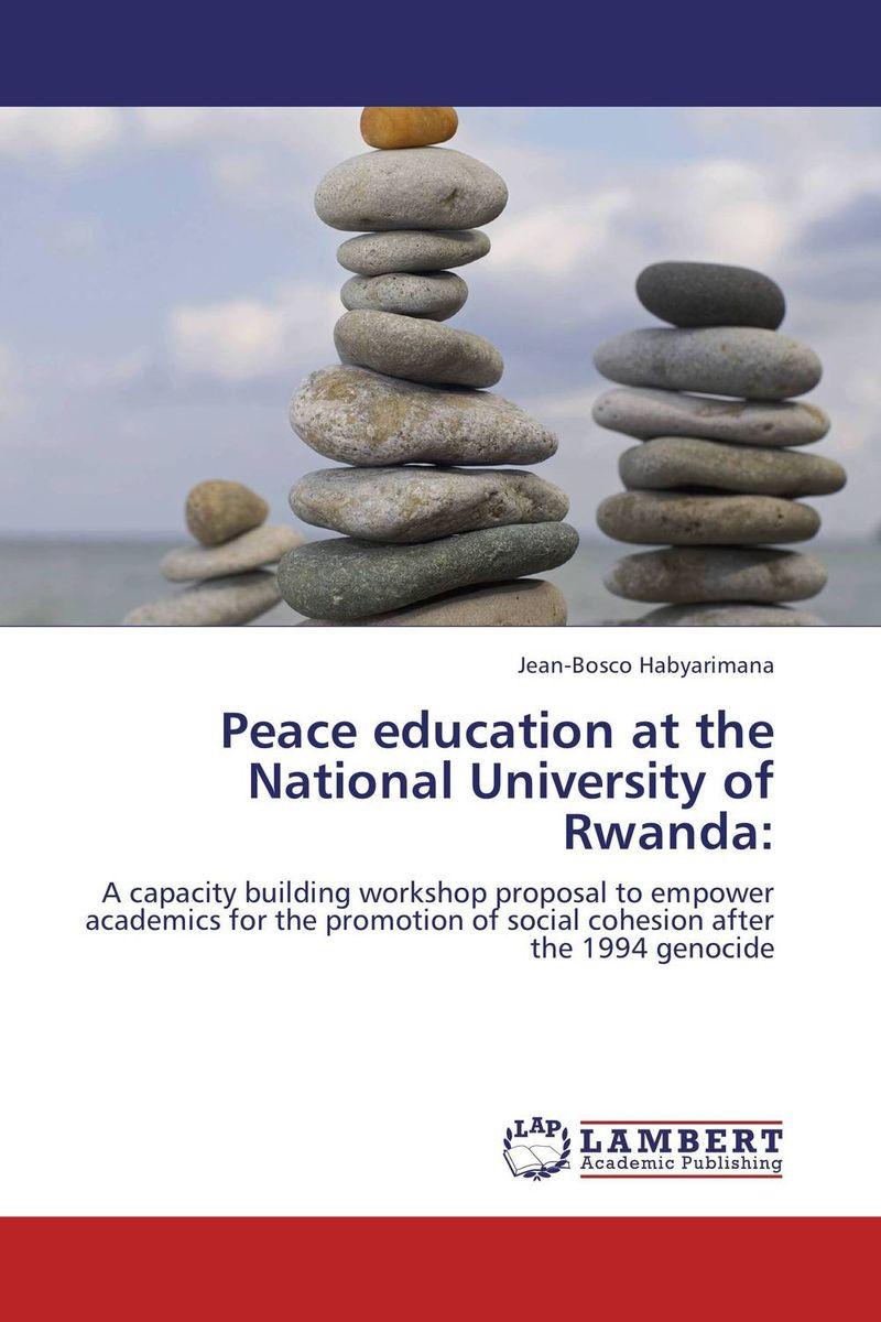 Peace education at the National University of Rwanda: туфли ara ara ar222awqsn98