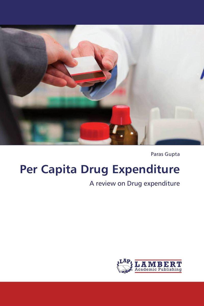 Paras Gupta Per Capita Drug Expenditure