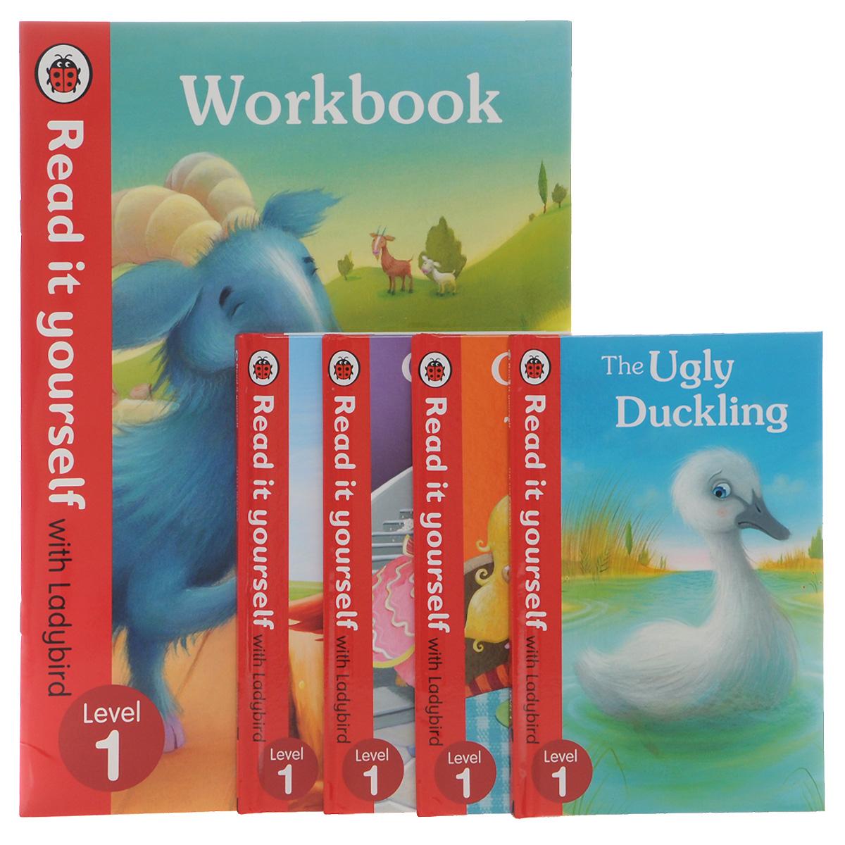 Lorraine Horsley Read it Yourself: Level 1 (комплект из 5 книг) dumbo level 1