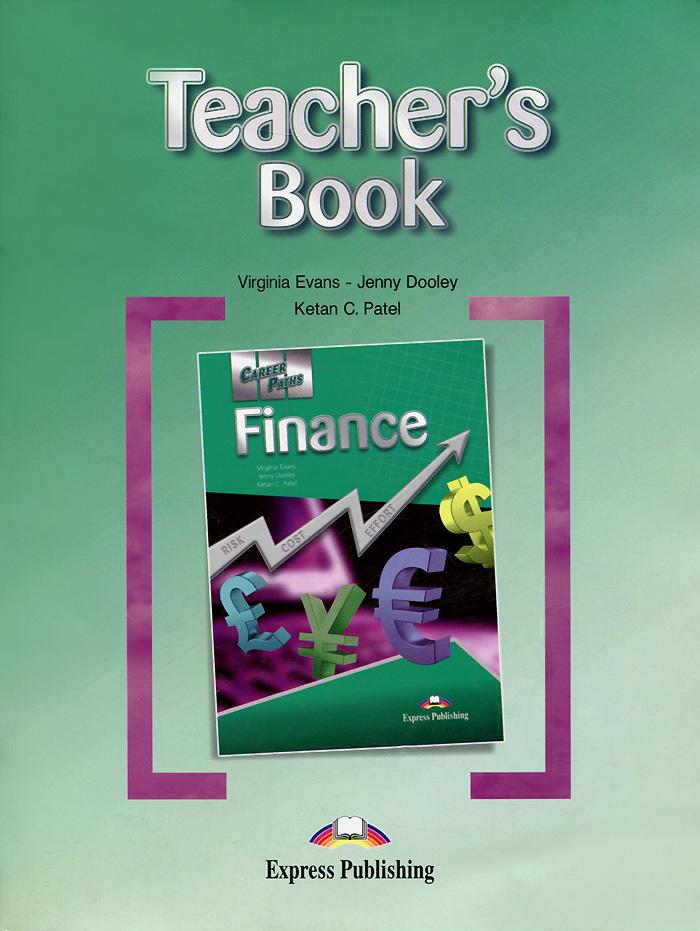Career Paths: Finance: Teacher's Book