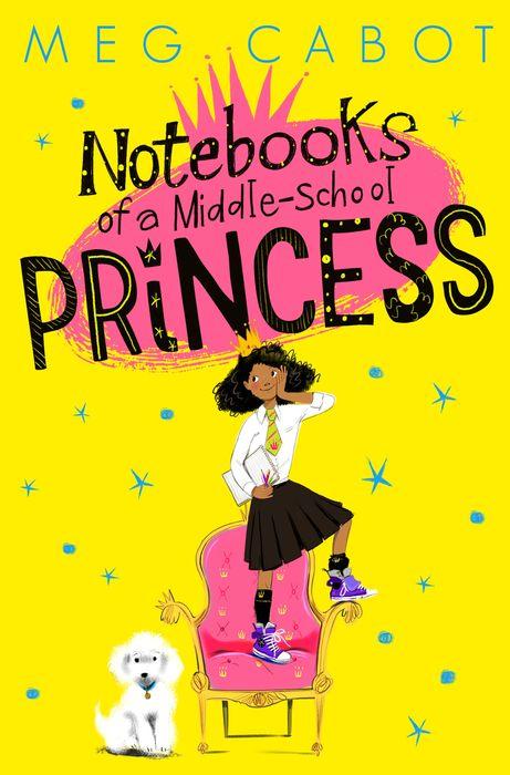 Cabot, Meg Notebooks of a Middle-School Princess meg cabot tommy sullivan is a freak