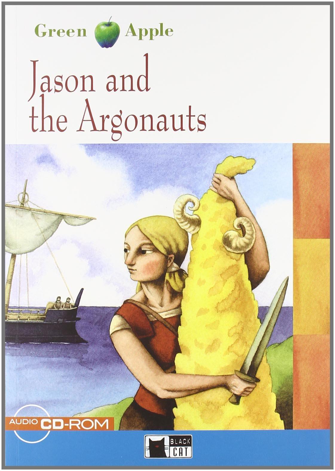 Jason and the Argonauts, Bk +D/R