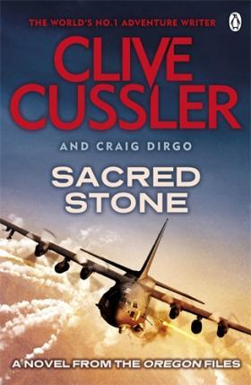 Clive Cussler Sacred Stone sacred 3