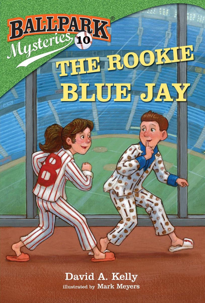 ROOKIE BLUE JAY (BPM#10)