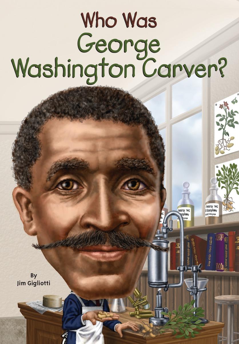 WHO WAS GEORGE WASHINGTON CARV