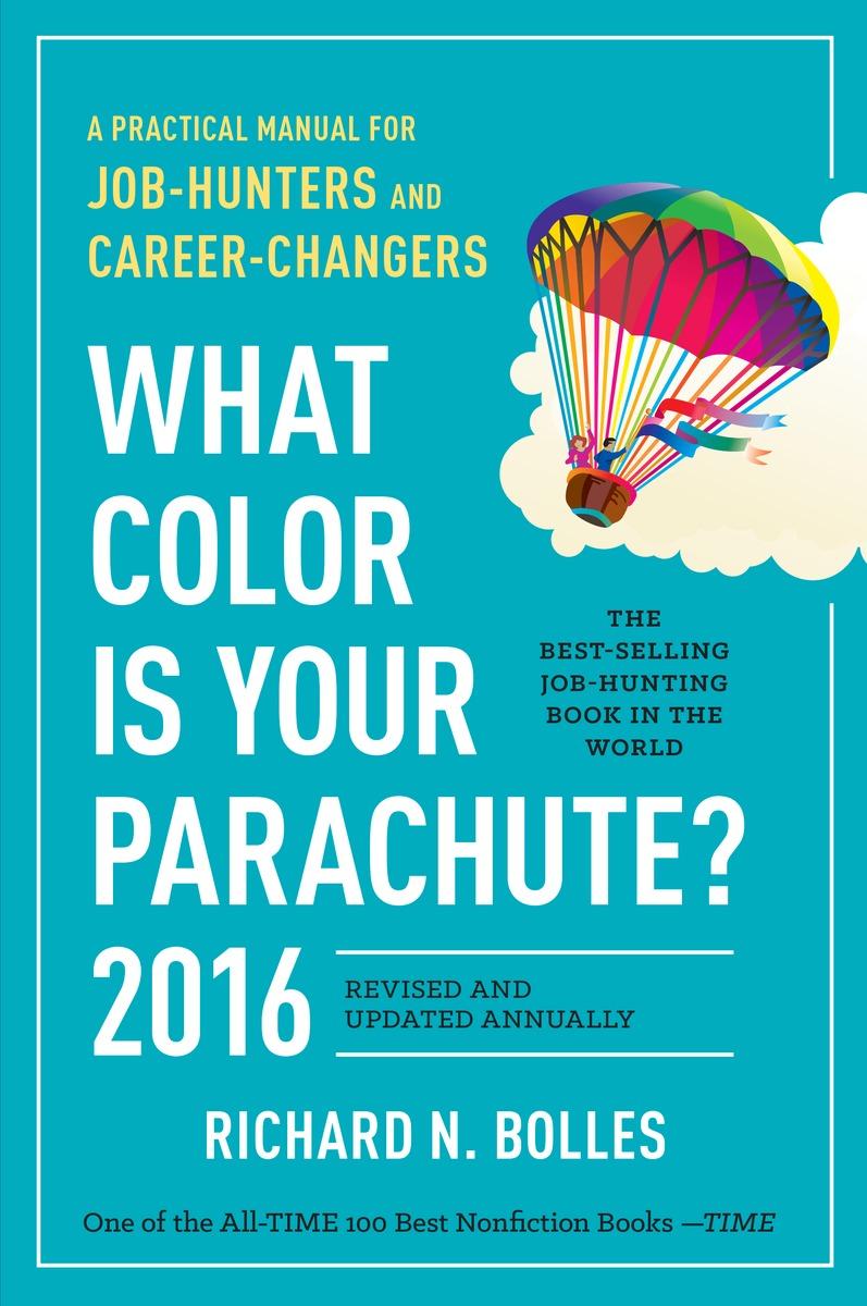 WHAT CLR IS YR PARACHUTE? 2016