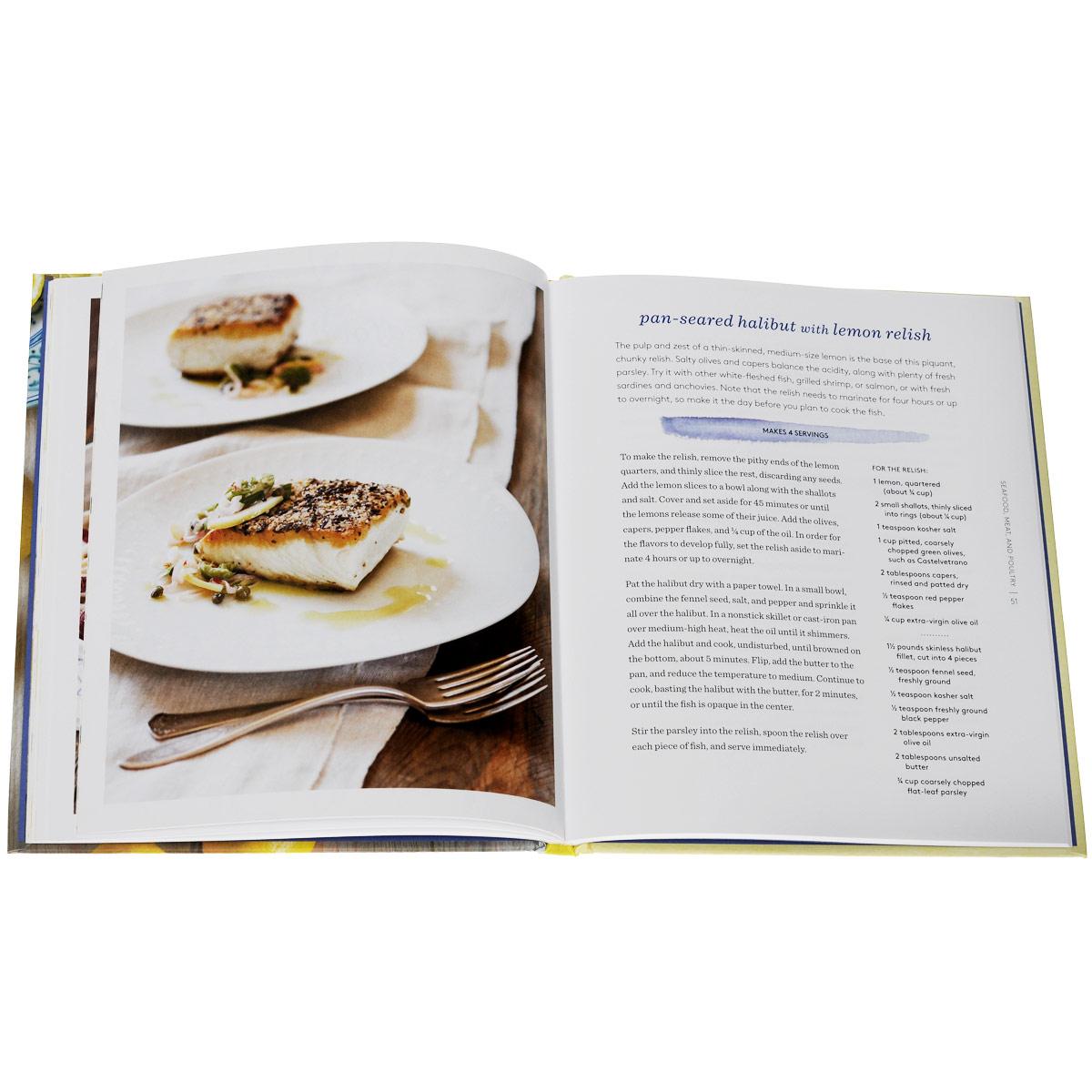 Ellen Jackson. The Lemon Cookbook: 50 Sweet & Savory Recipes to Brighten Every Meal