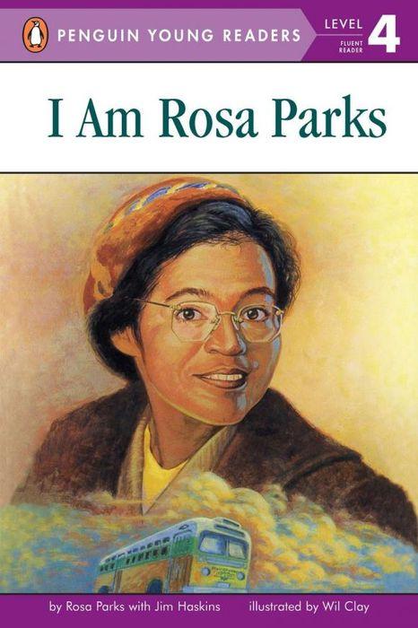 Rosa Parks I Am Rosa Parks  rosa ока
