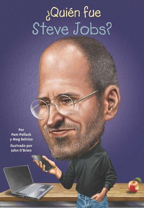 Pamela D. Pollack. ?Quien fue Steve Jobs?