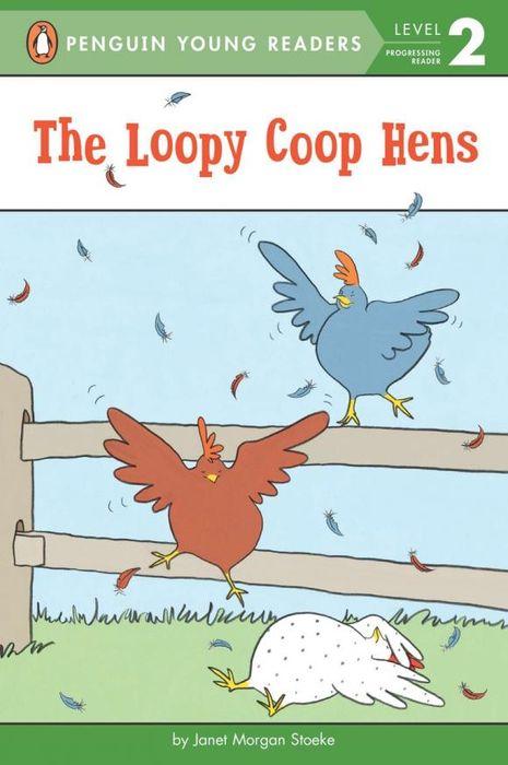 Janet Morgan Stoeke The Loopy Coop Hens janet