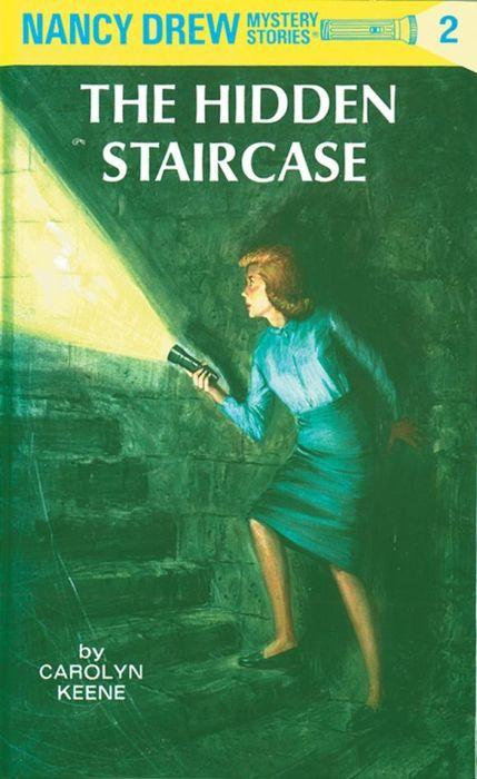 Carolyn Keene Nancy Drew 02: the Hidden Staircase nancy кукла нэнси в малиновой юбке плетение косичек nancy