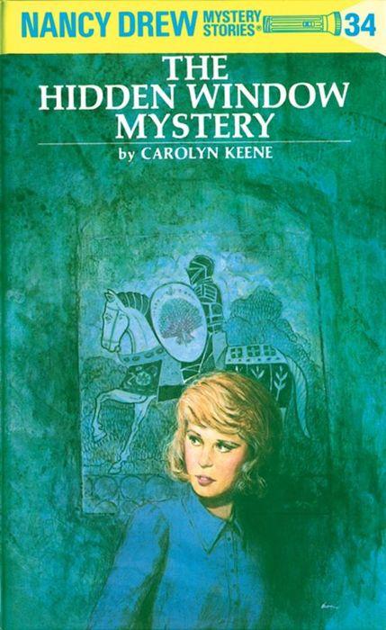 Carolyn Keene Nancy Drew 34: the Hidden Window Mystery nancy кукла нэнси в малиновой юбке плетение косичек nancy
