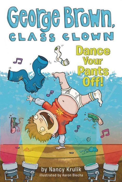 Nancy Krulik Dance Your Pants Off! #9 nancy кукла нэнси в малиновой юбке плетение косичек nancy