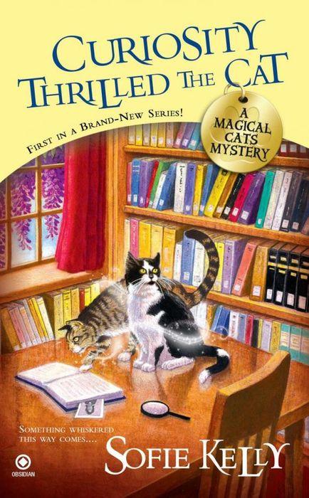 Sofie Kelly Curiosity Thrilled the Cat kiniki kelly tanga mens