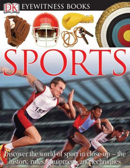 Tim Hammond. DK Eyewitness Books: Sports