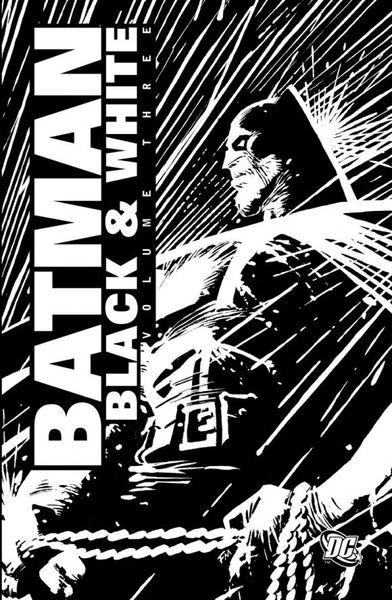 Joe Kelly Batman: Black & White - VOL 03 kiniki kelly tanga mens