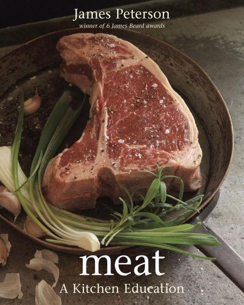 James Peterson. Meat