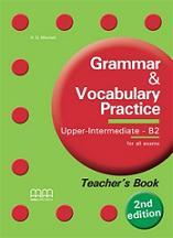 Mitchell H. Q. Grammar & Vocabulary Practice Upp Int - B2 TB CD R robert campbell adrian tennant global upp int wb cd