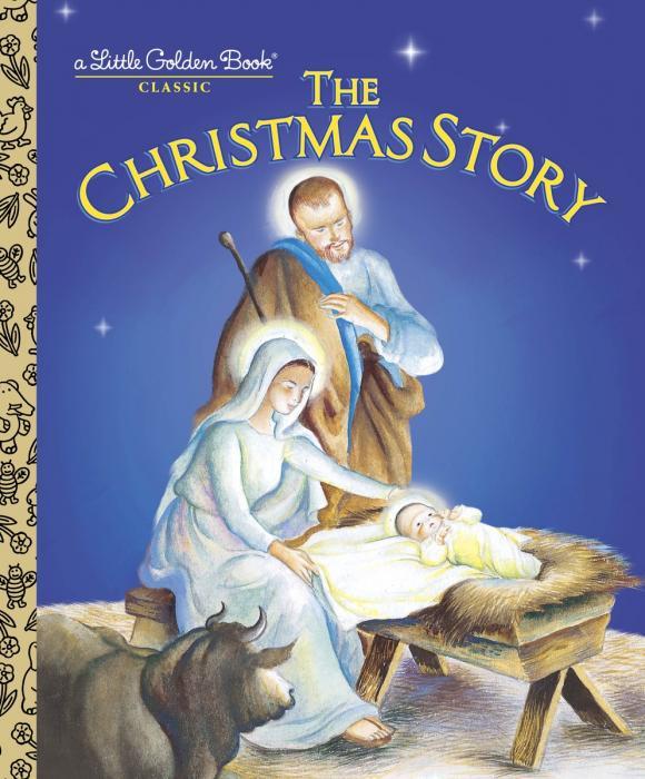 Jane Werner Watson. The Christmas Story