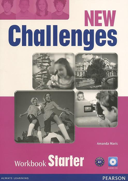 Amanda Maris New Challenges: Starter: Workbook (+ CD-ROM) sunishtha s yadav snps cancer incidences