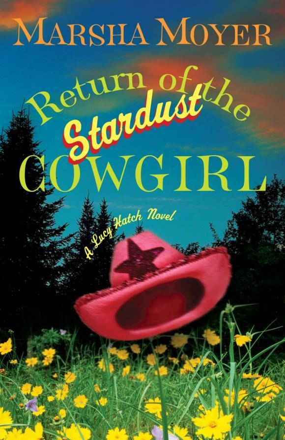 Marsha Moyer Return of the Stardust Cowgirl рубашка в клетку детская dc marsha ls boy marsha chili pepper