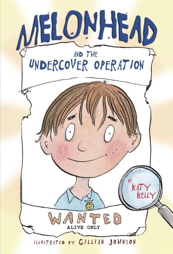 Katy Kelly Melonhead and the Undercover Operation kiniki kelly tanga mens