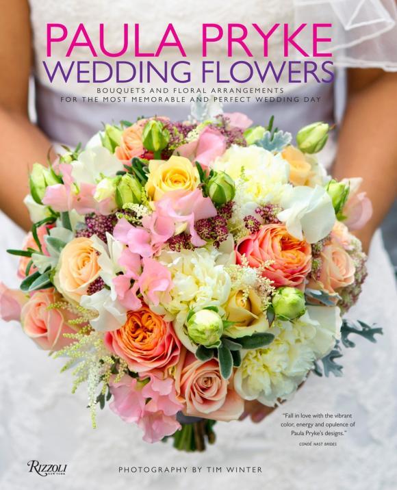 Paula Pryke. Paula Pryke: Wedding Flowers