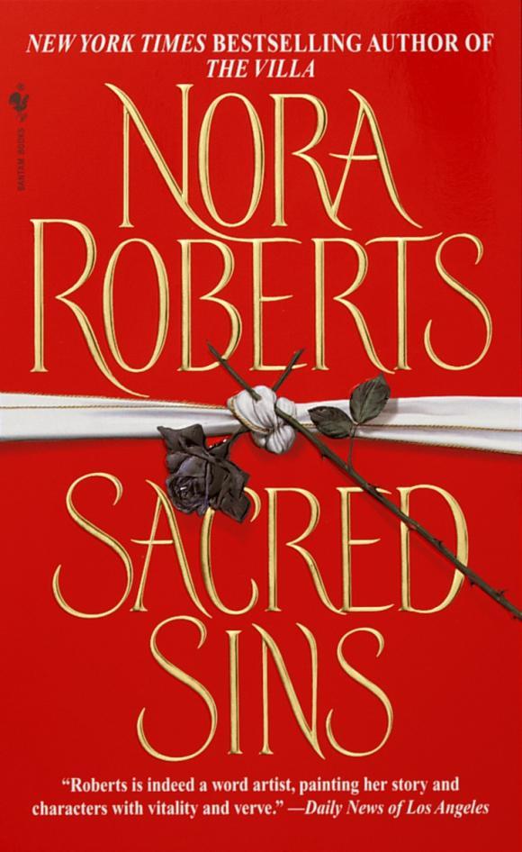 Nora Roberts Sacred Sins sacred 3