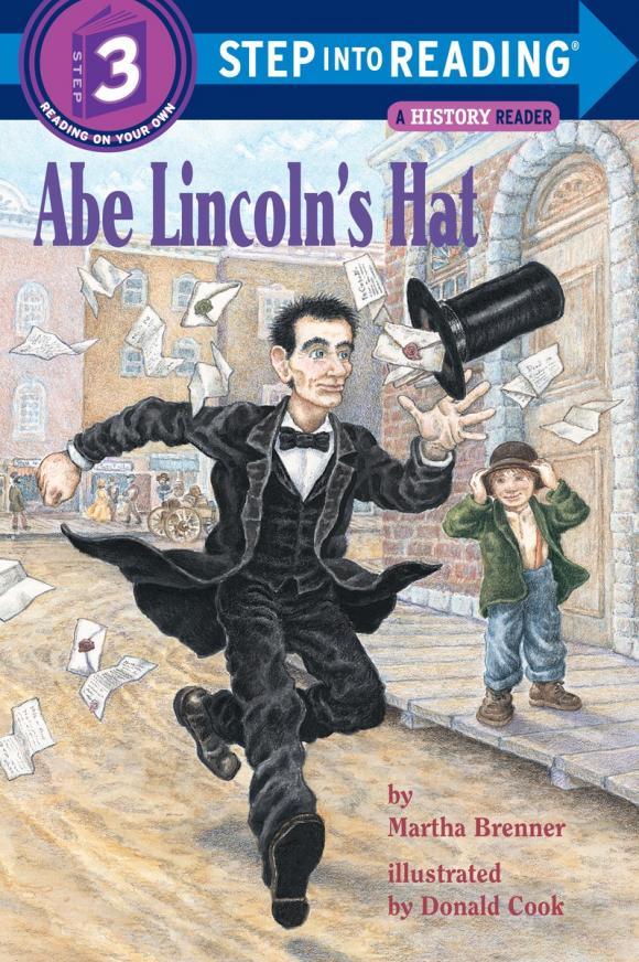 Martha Brenner. Abe Lincoln's Hat