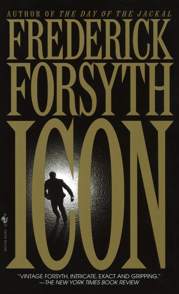 Frederick Forsyth. Icon