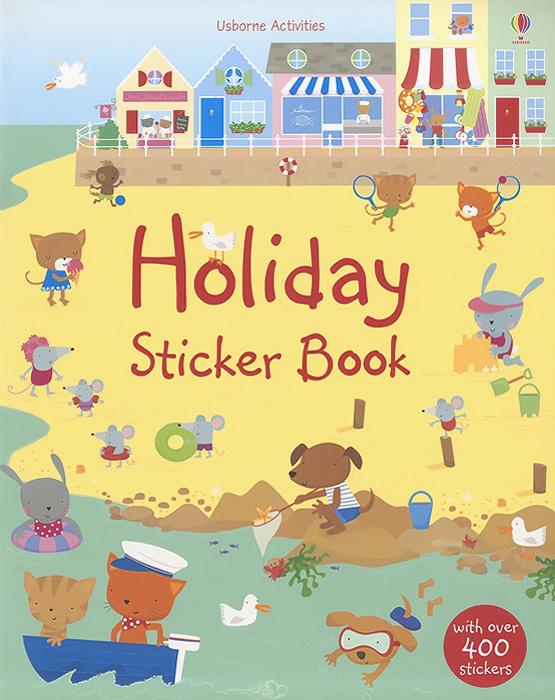 Fiona Watt. Holiday Sticker Book