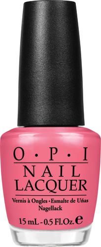 OPI Лак для ногтей Strawberry margarita, 15 мл1301207Лак для ногтей OPI быстросохнущий, содержит натуральный шелк и аминокислоты. Увлажняет и ухаживает за ногтями. Форма флакона, колпачка и кисти специально разработаны для удобного использования и запатентованы.