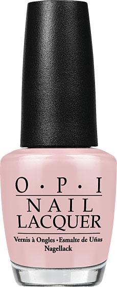 OPI Лак для ногтей Nail Lacquer, тон № NLT65 Put it in Neutral, 15 мл1301207Лак для ногтей OPI быстросохнущий, содержит натуральный шелк и аминокислоты. Увлажняет и ухаживает за ногтями. Форма флакона, колпачка и кисти специально разработаны для удобного использования и запатентованы.