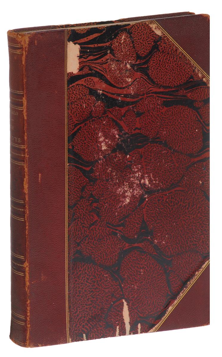 Le Roi dYs: Partition pour Chant and Piano0120710Париж, 1900 год. Au Menestrel Henri Heugel. Владельческий переплет, кожаный корешок и уголки. Сохранность хорошая. Сохранена оригинальная обложка. Трехсторонний золотой обрез. Предлагаем в вашему вниманию издание на французском языке LE ROI DYS: PARTITION POUR CHANT AND PIANO, которое содержит ноты и текст оперы. Издание не подлежит вывозу за пределы Российской Федерации.