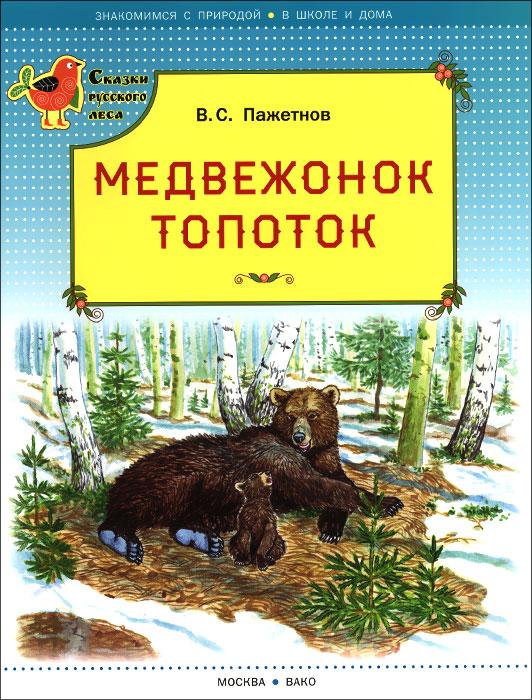 Медвежонок Топоток