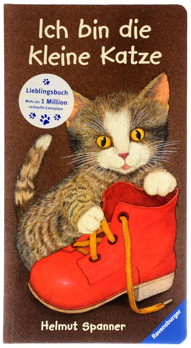 Helmut Spanner Ich bin die kleine Katze sven ich 3500