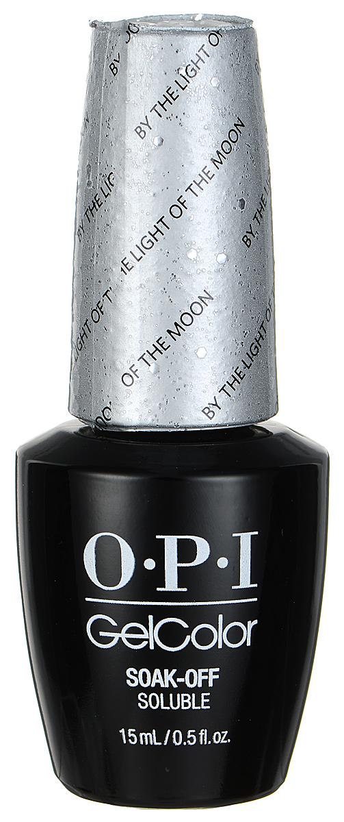 OPI Гель-лак GelColor, тон By the Light of the Moon, 15 мл1301207Гель-лак OPI GelColor - это 100% гель в лаковом флаконе! В отличие от гелей-лаков, из-за отсутствия лаковой составляющей GelColor не подвержен сколам и трещинам. Светоотверждение в LED-лампе происходит за 30 секунд, а за 2 минуты в стандартной UV-лампе. Не требует шлифовки ногтей перед нанесением и опиливания при снятии. Снимается с помощью отмачивания за 15 минут. Не содержит ацетона, который может проникать в верхний слой ногтя и портить его. Не тускнеет и не выгорает под солнцем, сохраняя блеск до процедуры снятия.Товар сертифицирован.