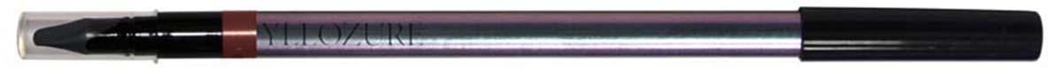 Yllozure Контур для губ FLESH, тон 53, 1,4 грCRS-80273547Контурный карандаш для губ FLASH – это ежедневная забота и неповторимый комфорт для ваших губ. Грифель карандаша в большей своей основе состоит из уникальных природных масел, целебные свойства которых вернут губам молодость, и будут бережно заботиться о их красоте и здоровье. Карандаш для губ FLASH легко скользит по коже, создавая четкий контур, который в течение дня сохранит идеальную форму губ.Не сушит губы. Футляр карандаша снабжен элегантным силиконовым аппликатором для более удобной растушевки контура