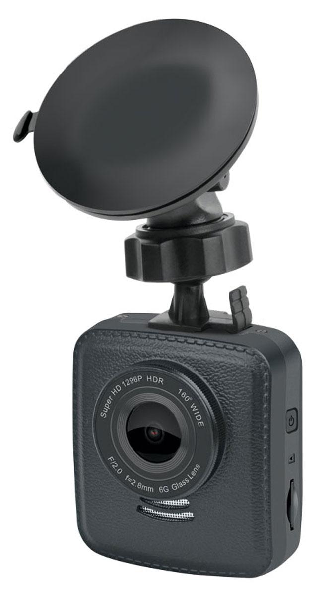 Prology iREG-7570 SHD автомобильный видеорегистратор00000009856Автомобильный видеорегистратор со встроенным программным радар-детектором (модуль GPS плюсобновляемая база радаров и камер). Поддерживает запись в разрешении Super HD (2304х1296), панорамнуюсъемку высокой четкости (2560х1080), а также несколько режимов съемки в Full HD, включая съемку с частотой 60кадров в секунду и режим HDR (High Dynamic Range), не допускающий ослепления встречными фарами и потерюдетализации на темных участках видео. Построен на топовой версии высокопроизводительного процессора Ambarella A7L70. Скоростная CMOS-матрицаOmni Vision OV4689, разработанная специально для экшн-камер, имеет короткое время формирования кадра, чторадикально улучшило ночную съемку и позволило избежать смазываний при съемке динамичного видео.Высокоточный стеклянный 6-линзовый объектив обеспечивает угол обзора 140 градусов с последующейкоррекцией для получения правильной геометрии изображения. GPS-модуль с фиксацией скорости, маршрута и направления движения Программный радар-детектор (GPS + база данных радаров и камер) Формат записи: AVC Длительность фрагмента записи: 1/2/5/10/20 минут Функция повышения четкости видео WDR/HDR Время работы от аккумулятора: 10 минут Емкость аккумулятора: 180 мА/ч Поддерживает карты памяти объемом до 32 ГБ