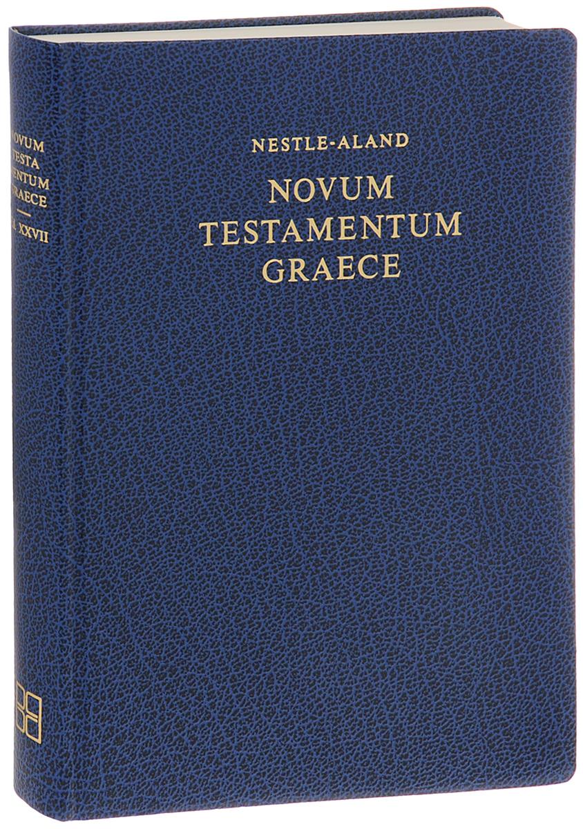 Nestle-Aland. Novum Testamentum Graece