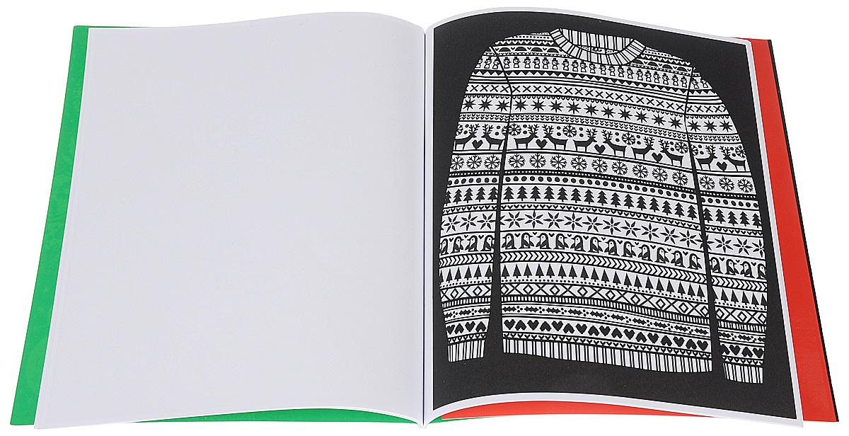 The Usborne Christmas Magic Painting Book (+ фломастер)
