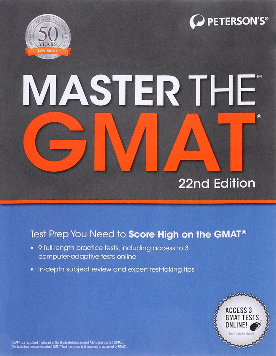 Книга Master the GMAT