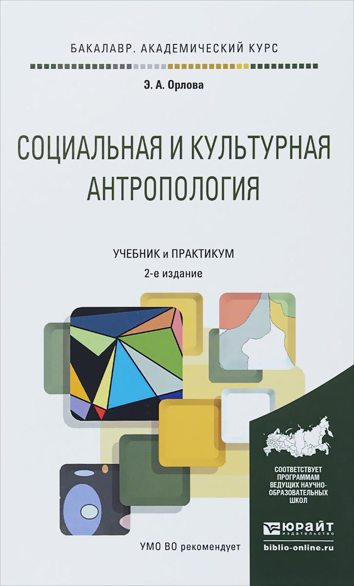Социальная и культурная антропология. Учебник и практикум