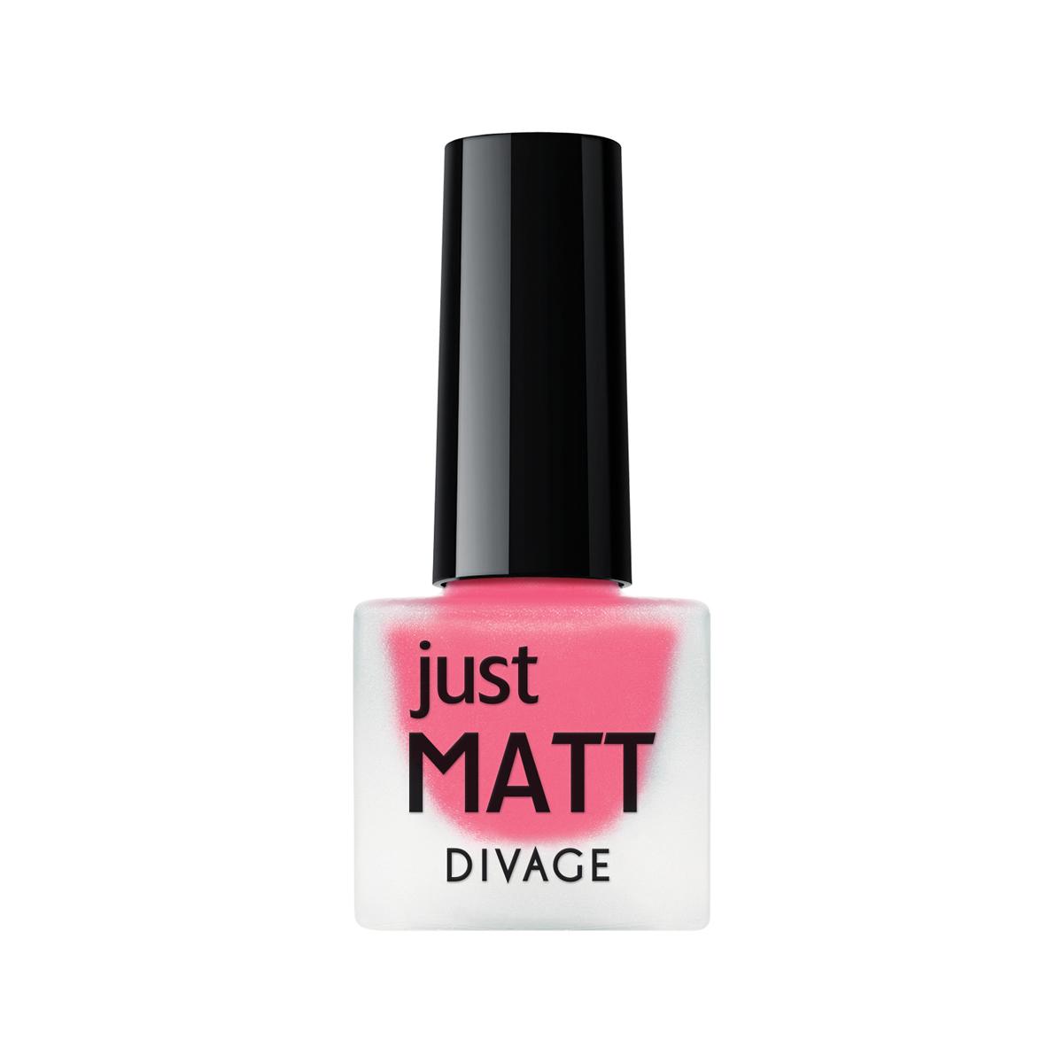 DIVAGE Лак для ногтей JUST MATT, тон № 5613, 7 мл28420_красныйЛегкая мягкая текстура лака позволяет выполнить маникюр с эффектом матового покрытия. Настоящая бархатная фантазия для твоего образа. Лак выравнивает неровности ногтевой пластины и позволяет создать идеальный маникюр с насыщенным цветом в один слой. Коллекция постоянно дополняется и обновляется новыми актуальными цветами. С оттенками коллекции JUST MATT легко воплотить в жизнь различные nail-дизайны, и каждый раз ваш маникюр будет смотреться стильно и по-новому! Легкая мягкая текстура лака позволяет выполнить маникюр с эффектом матового покрытия. Настоящая бархатная фантазия для твоего образа. Лак выравнивает неровности ногтевой пластины и позволяет создать идеальный маникюр с насыщенным цветом в один слой. Коллекция постоянно дополняется и обновляется новыми актуальными цветами.